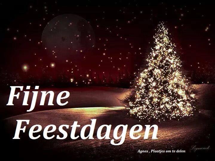 Allemaal fijne kerstdagen